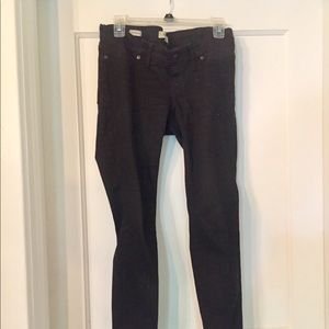 Madewell Pants - Made well maternity jeans